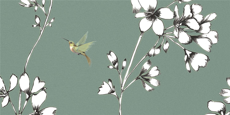 YHTD36062W鸟语花香