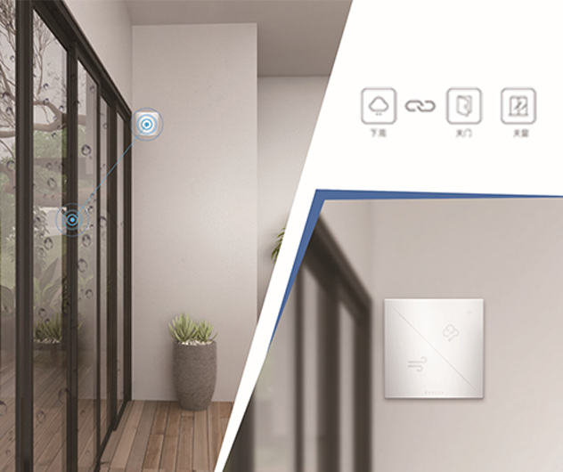 Intelligent doors and windows