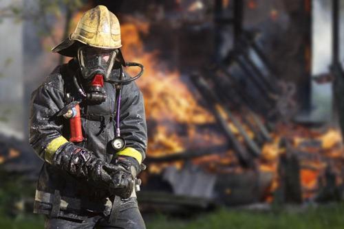 消防安全综合活动进社区