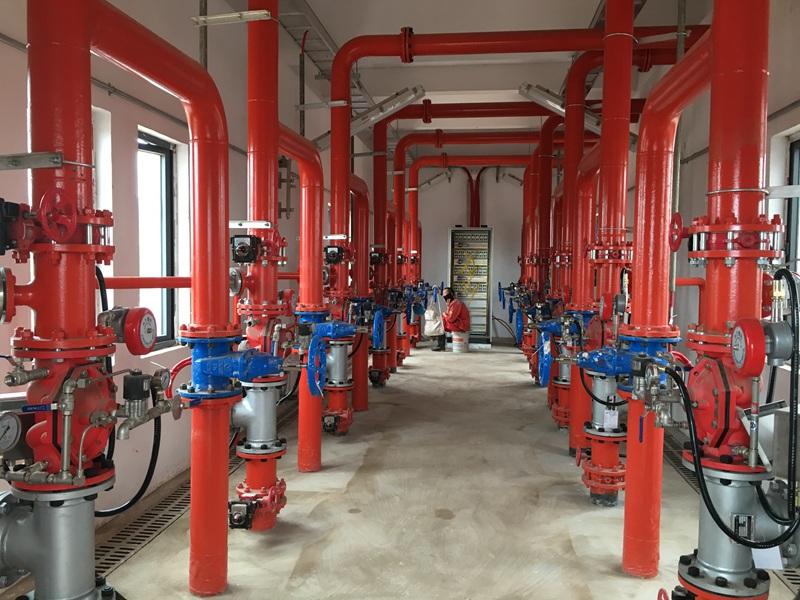 惠州炼化二期项目建成投产 北消安全设备(北京)有限公司功不可没