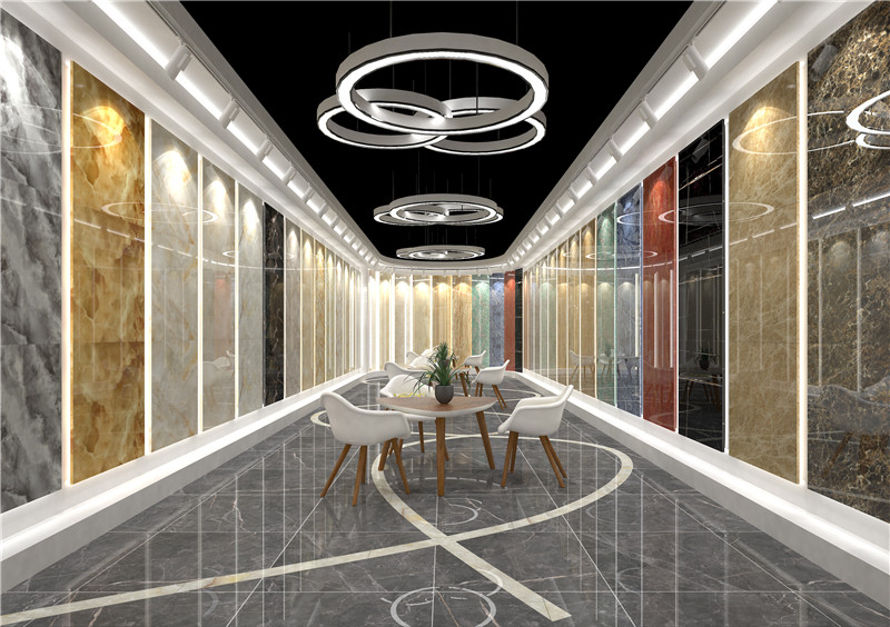 Shenghua ceramic specialty store interior decoration 3