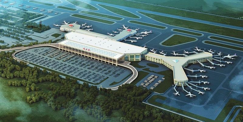 宁夏银川河东机场