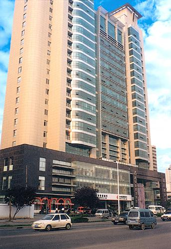 西安高新国际大厦