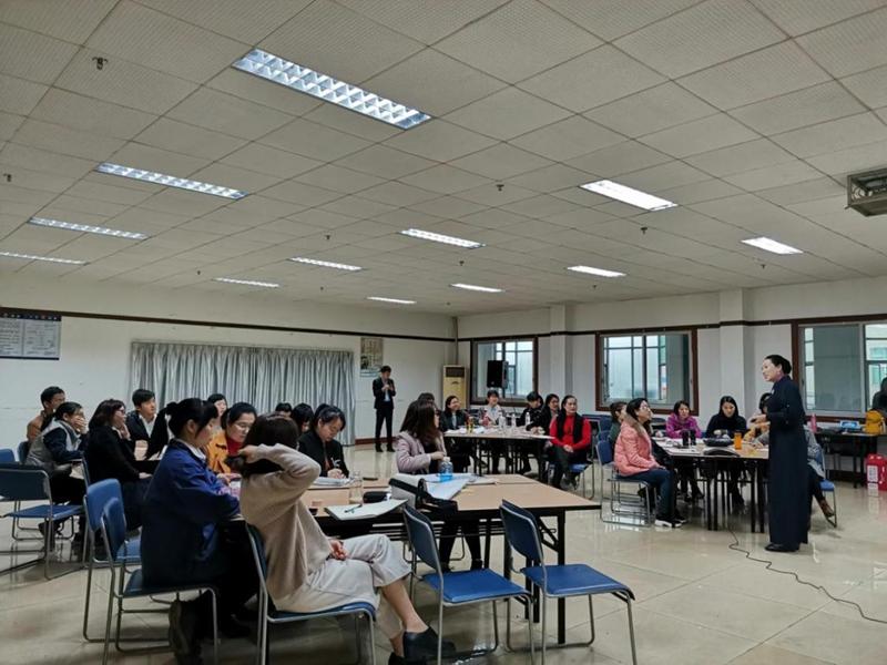 3月8日《女性优雅形象管理》培训讲座