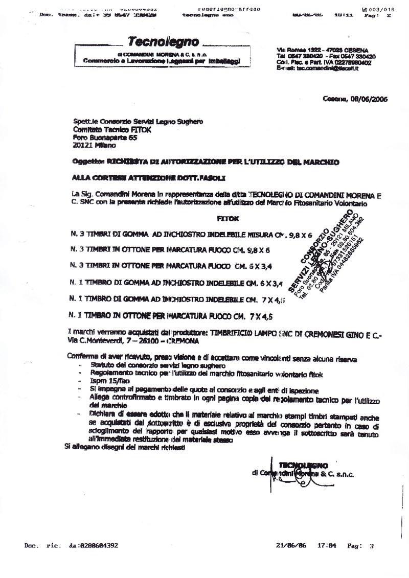 Tecnolegno - certificazione fao 1 APHIS-(4)