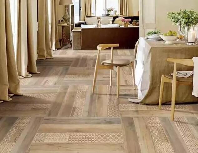 新型木纹砖跟其它砖相比有何优势?