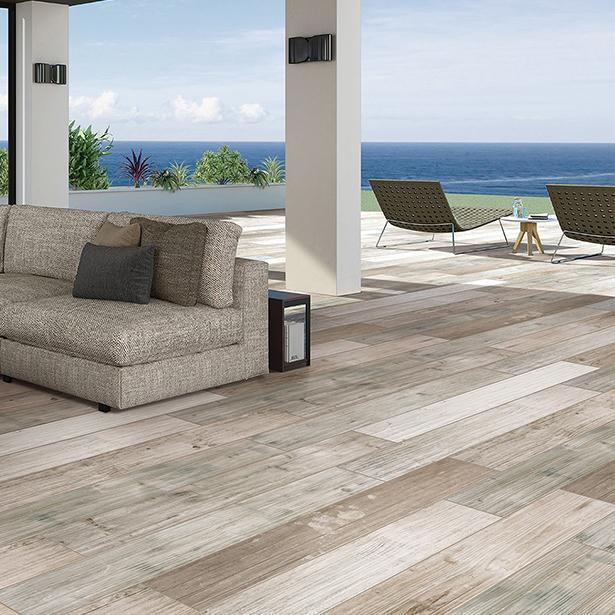 木纹砖的铺贴方法是什么?