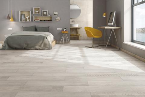 木纹砖真的可以代替木地板吗?