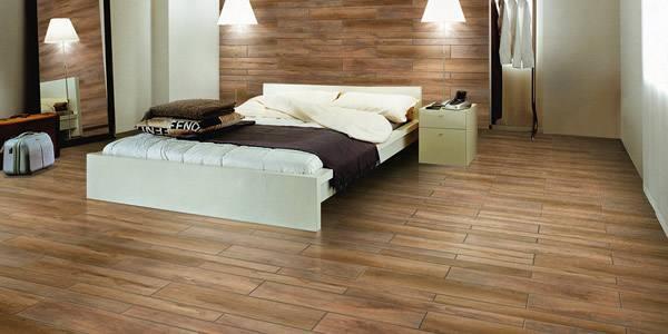 木纹砖这样铺,家居颜值瞬间升级!
