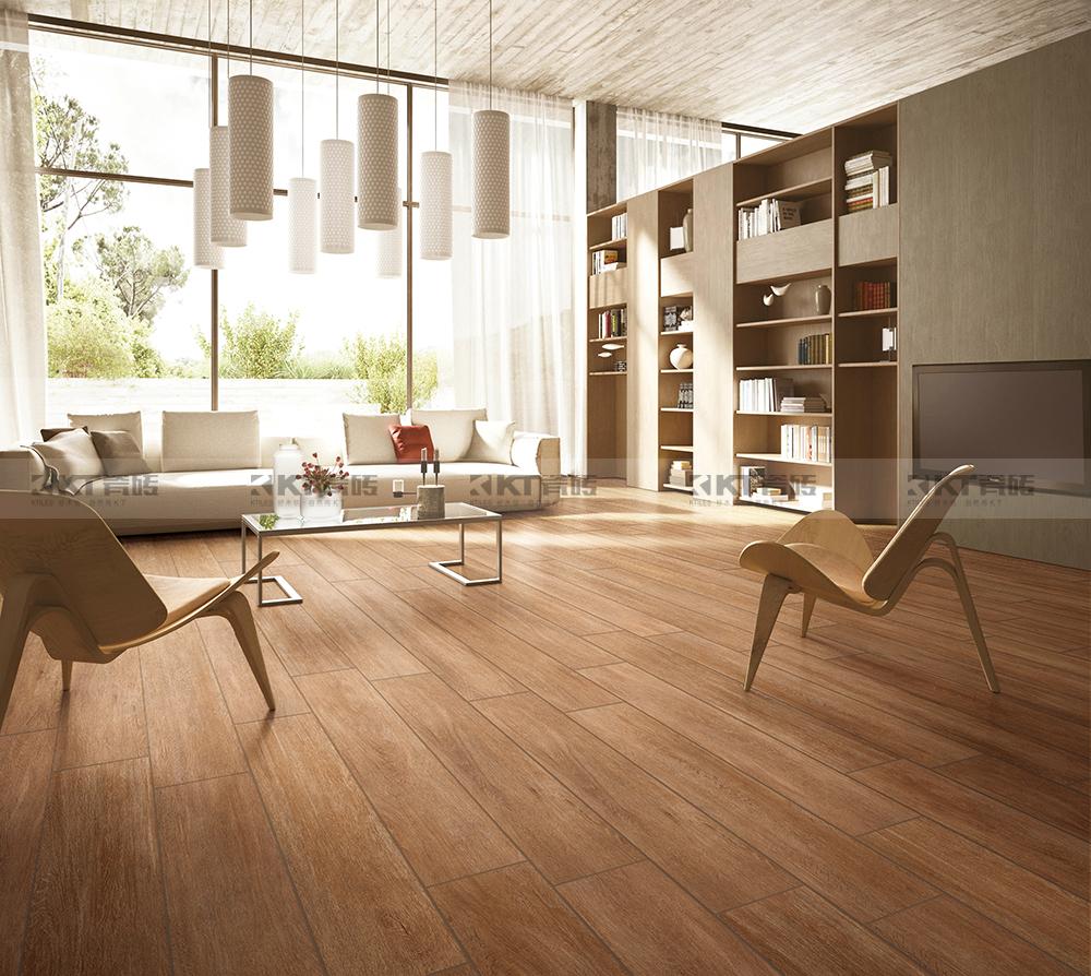 如何选择木纹砖?