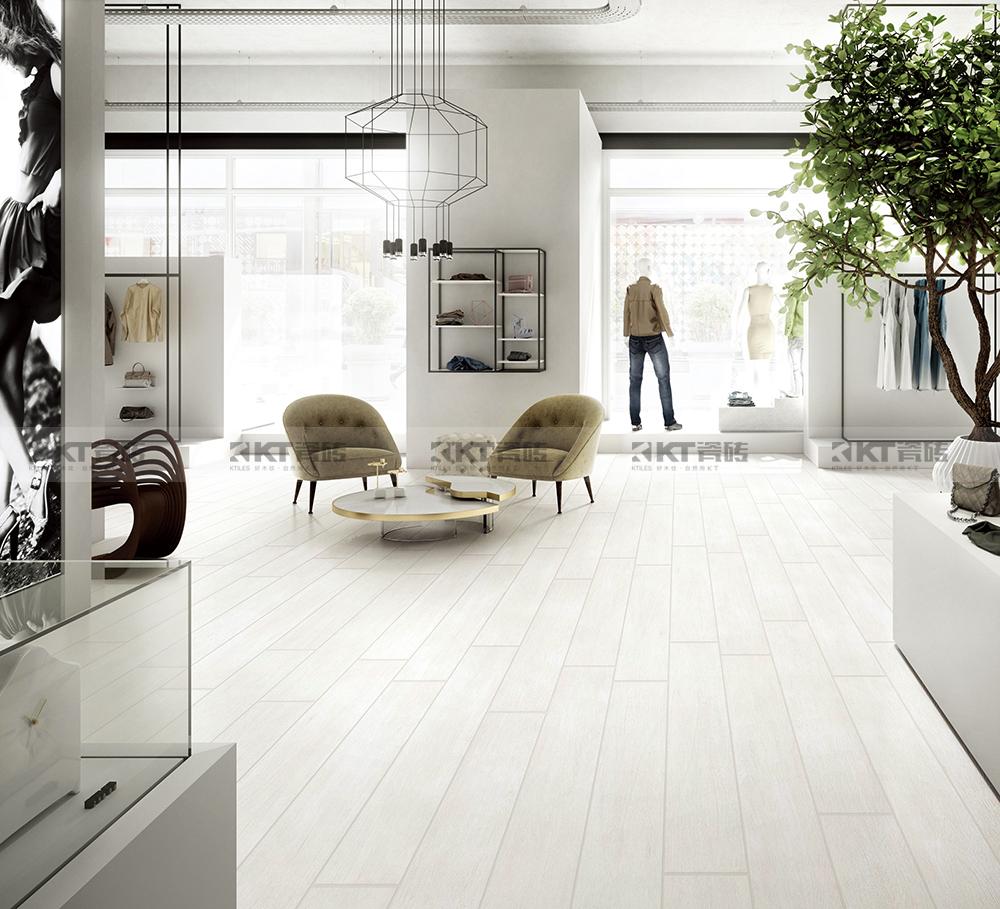 木纹砖这样铺贴,让您的家居瞬间高颜值起来