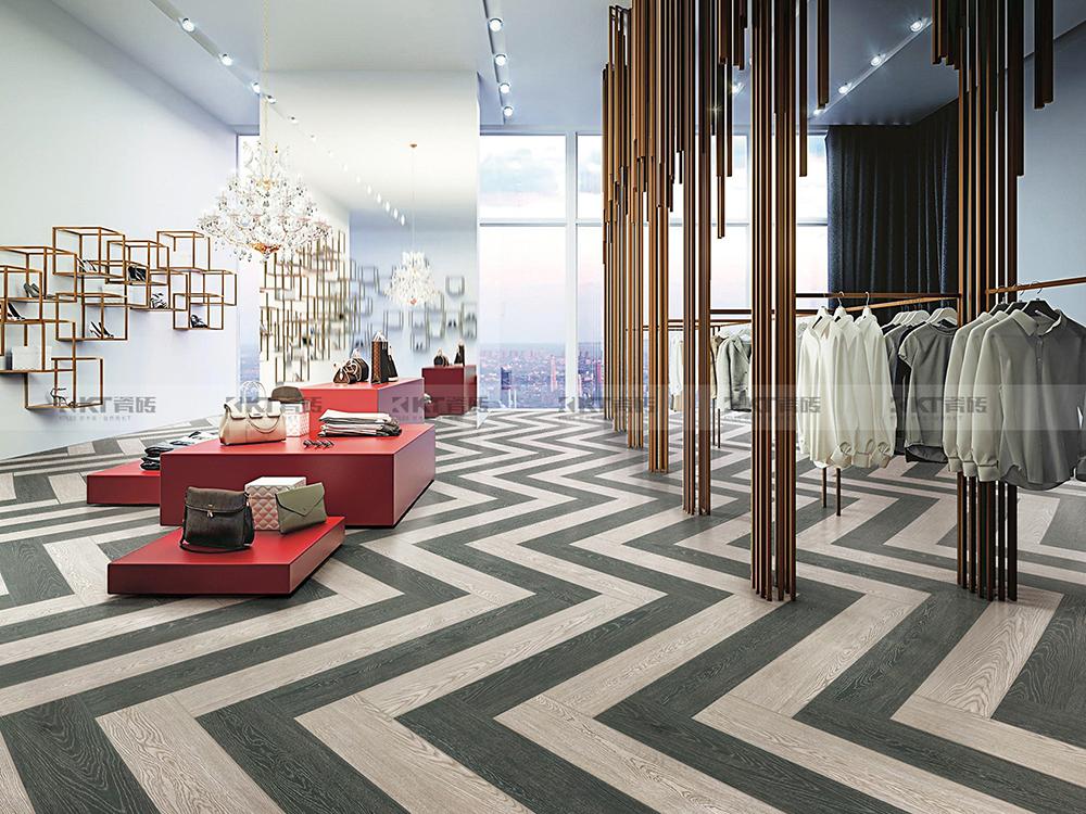 木纹砖,自然与现代融合的时尚体
