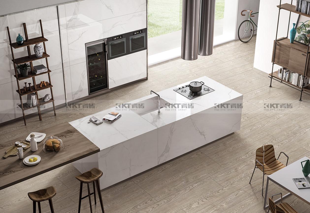 最全的别墅开放式厨房装修方案!