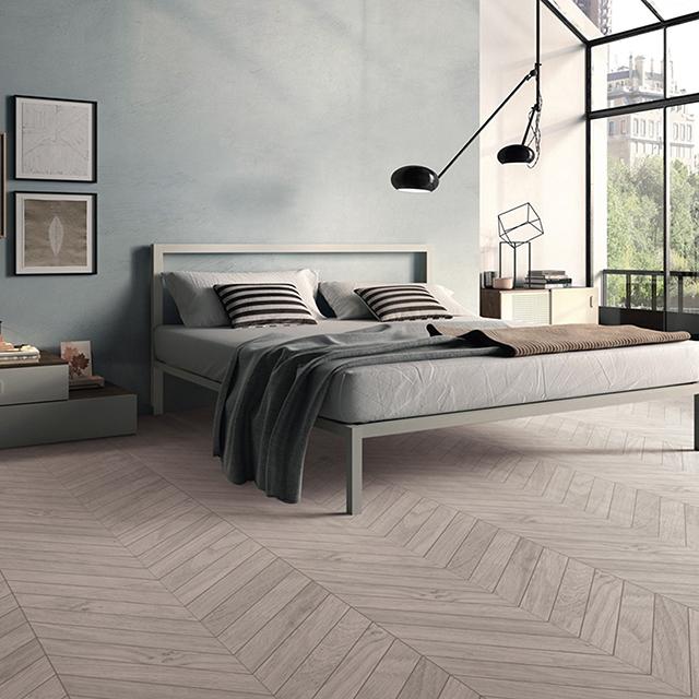 木地板vs木纹砖,哪个更适合房间?