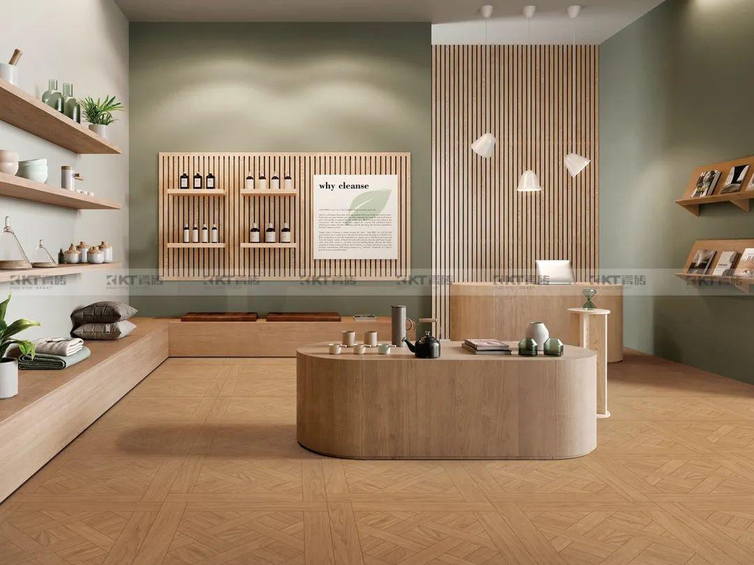 KT瓷砖丨缤纷年华,参差错落,设计师偏爱的实用美学