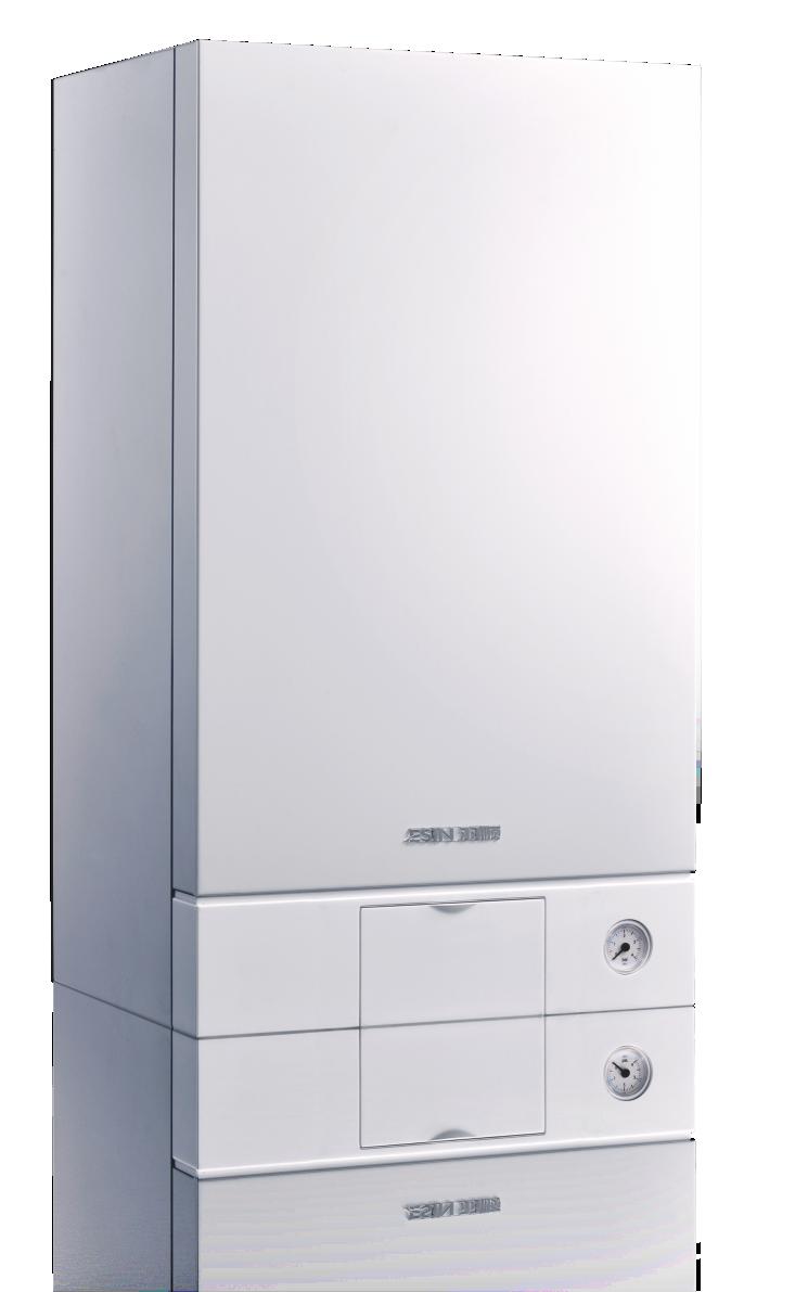 悦度系列ES01A壁挂炉 机身尺寸:740×420×320mm