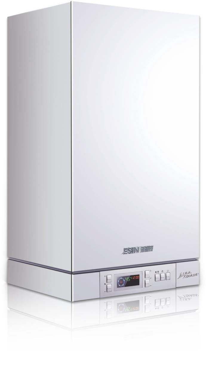 悦铂系列ES16B壁挂炉 机身尺寸:740×420×320mm