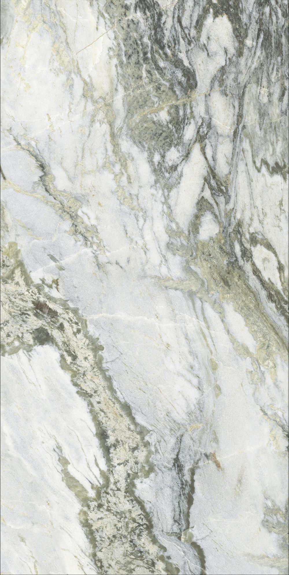 HJ9L2412016暮雪青巒(亮光,3片連紋)
