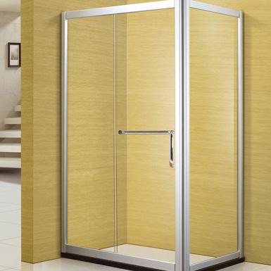 兩固一移長方形淋浴房