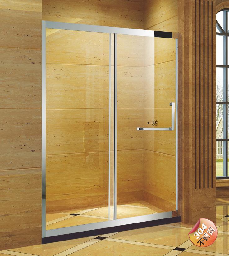 一固一活屏風淋浴房