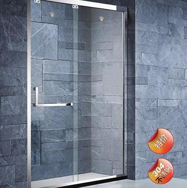 一固一活一字屏風淋浴房