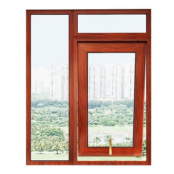 100系列断桥推拉窗窗纱一体