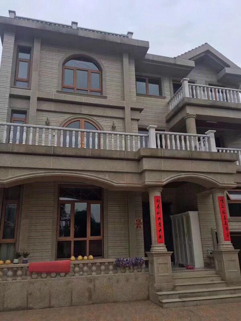 南京别墅园住宅案列