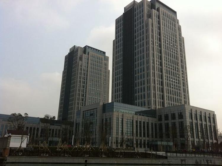 成功案例:吴中商务中心