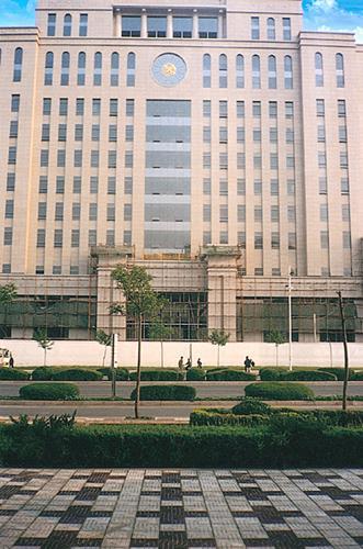 西安海關科技大樓