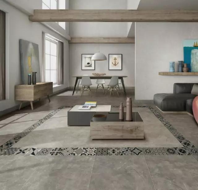 敦煌印象——石纹系列现代仿古砖,让经典在石尚中新生!