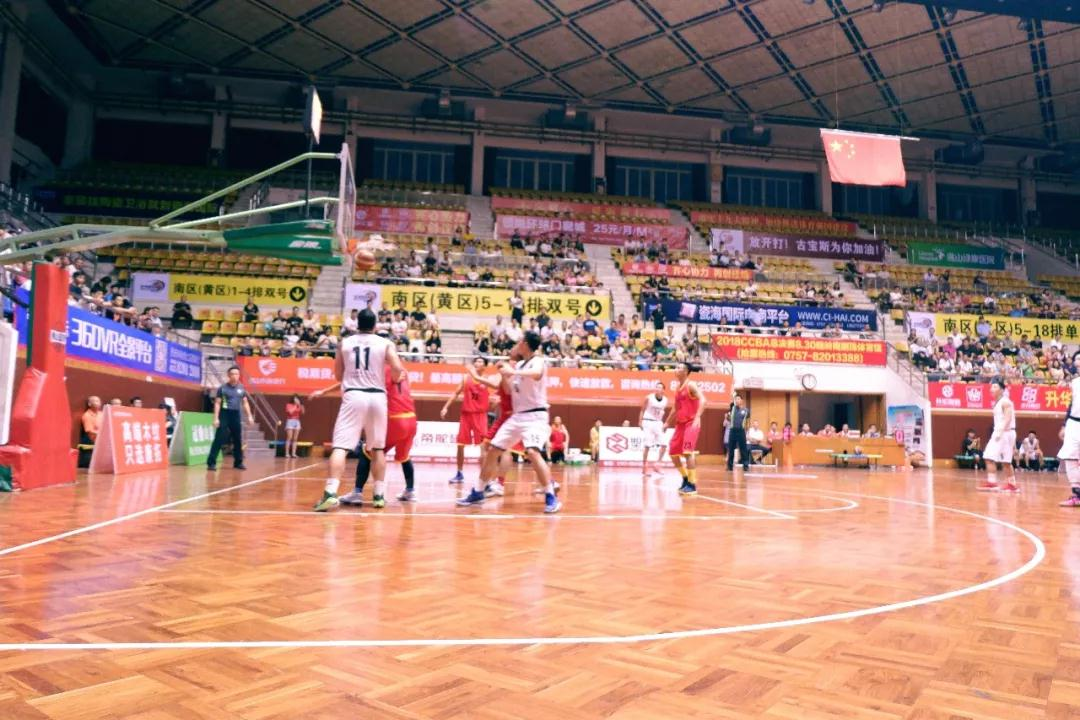 CCBA篮球赛|升华陶瓷再创佳绩--实力进军总决赛
