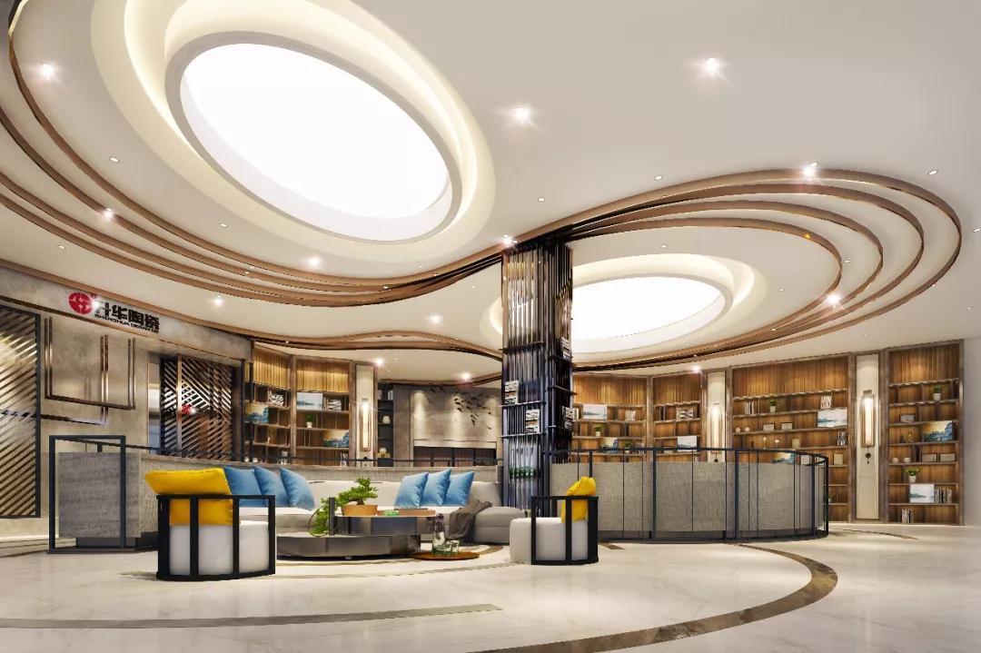 全新展厅|升华陶瓷给你不一样的时代美感