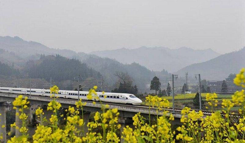 高铁出游去哪儿好?和升华陶瓷一起探访醉美风景生态游!