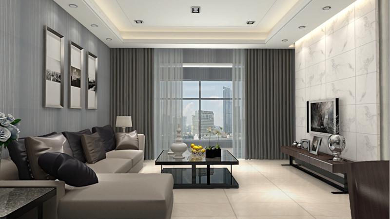 阳台瓷砖这样贴,小空间也有大品质