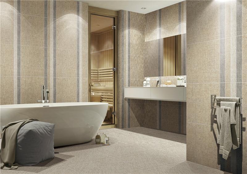 这些卫生间瓷砖铺贴风格搭配,效果出乎意料!