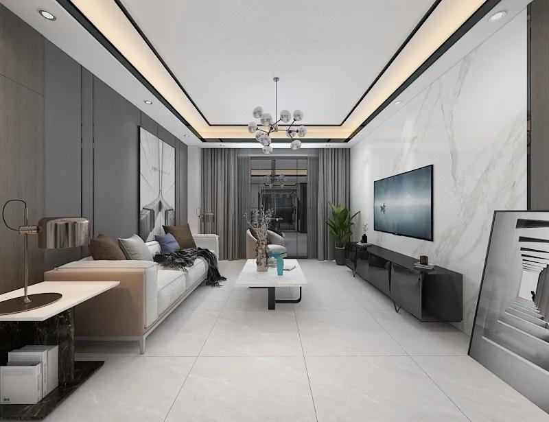升华陶瓷 | 锦绣东方连纹之美,让你一秒就爱上了高级的家!