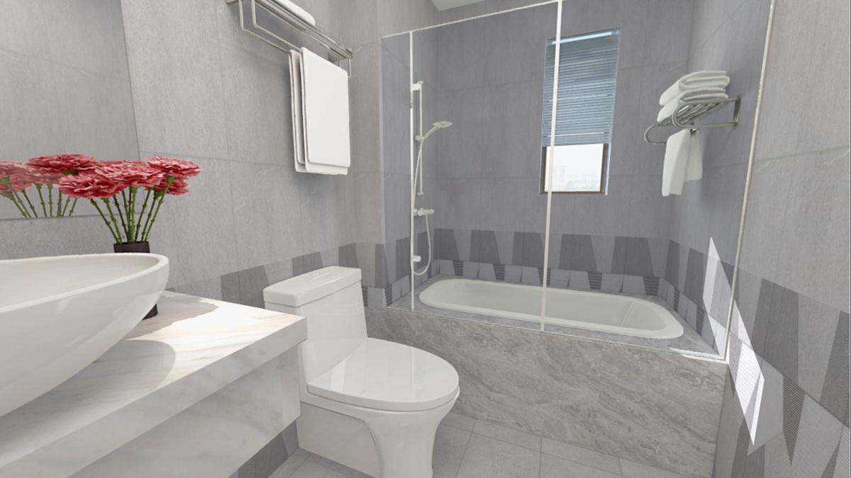 大理石瓷砖的应用优点