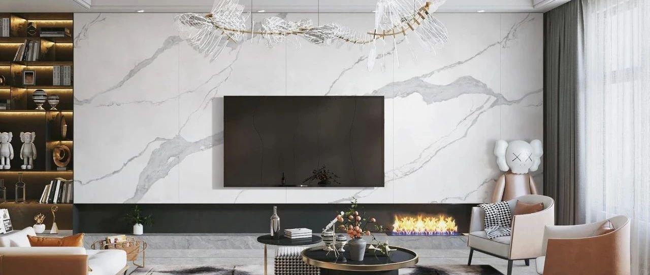 升华陶瓷 | 岩板跨界应用,家居效果超乎你想象!