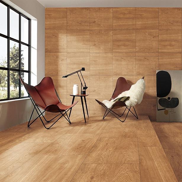 木纹砖和木地板:我们真的不一样!