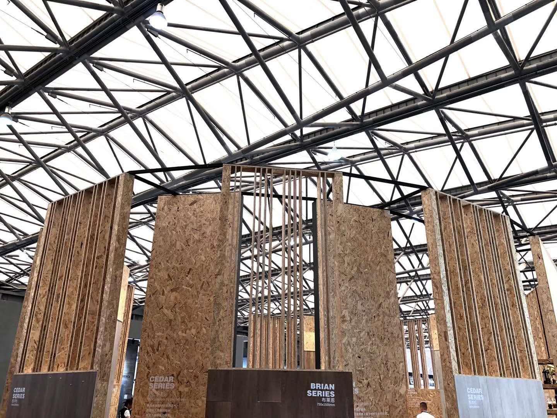 """""""木的意像""""KT瓷砖·上海酒店工程设计展完美收官!"""