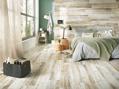 怎样选择较为高端的木纹砖?