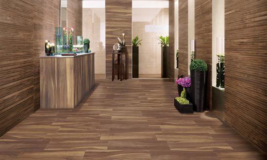 家里采用木纹砖的八大优点