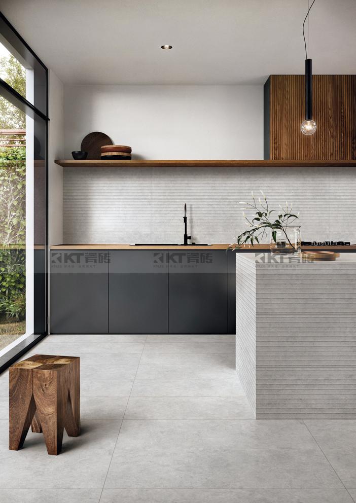 现代仿古砖使家居更有内涵