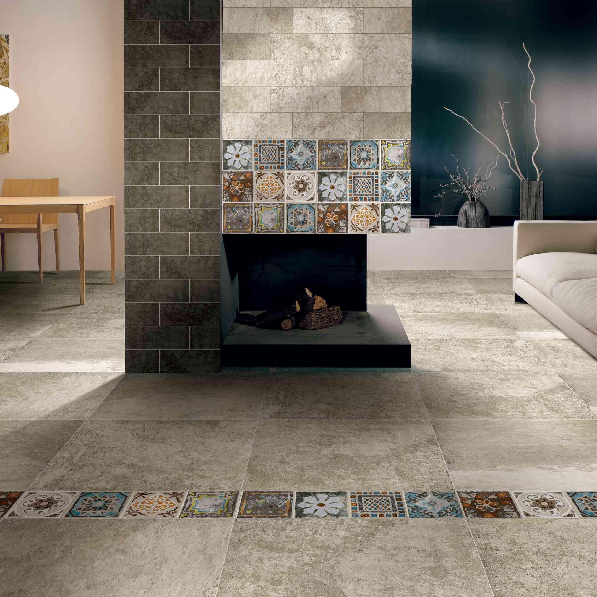 百搭木纹砖,总有你想要的家居风格!