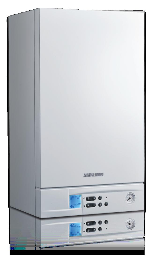 悦度系列ES03A壁挂炉 机身尺寸:740×420×320mm