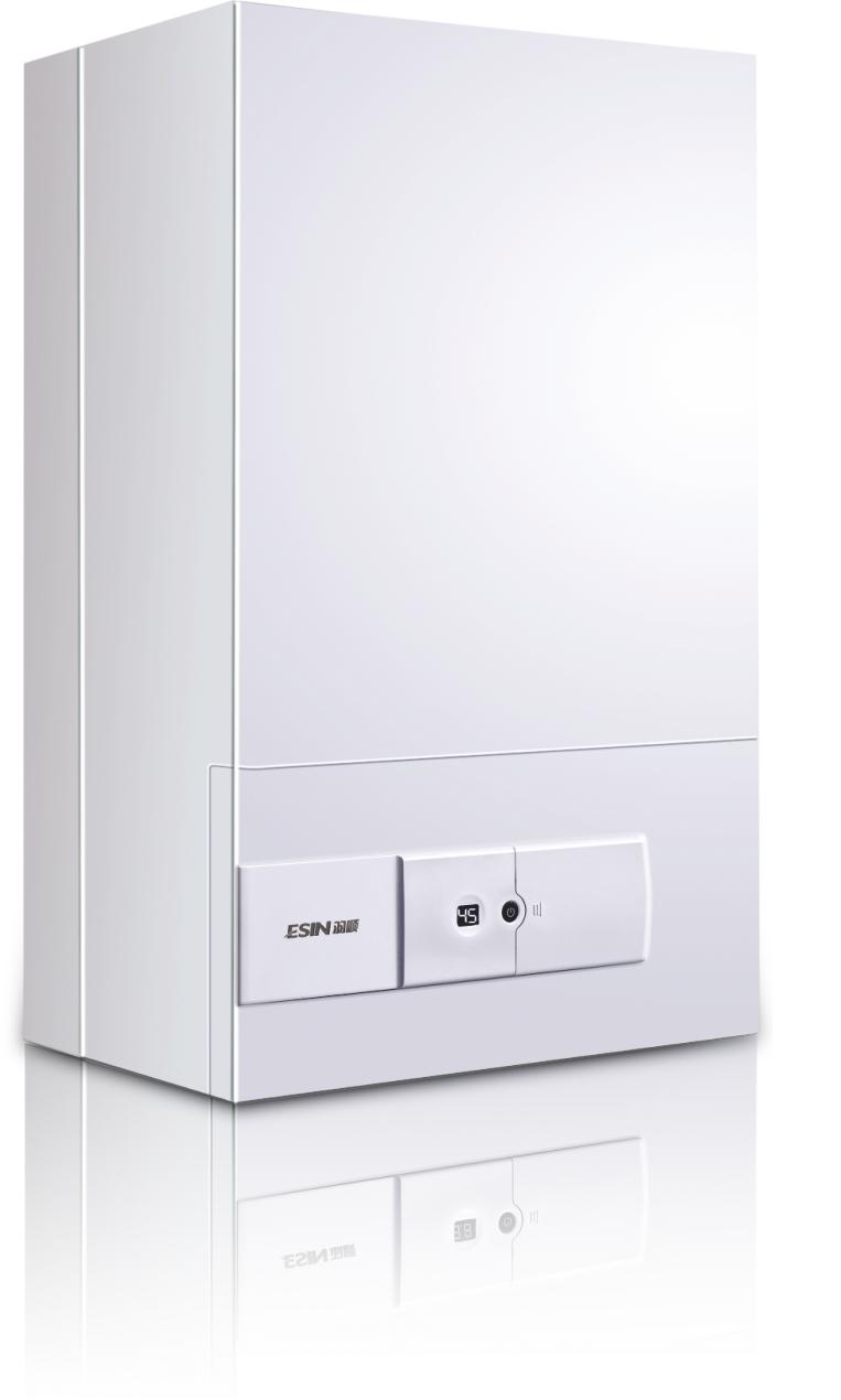 欧度系列ES05壁挂炉 机身尺寸:800×504×335mm