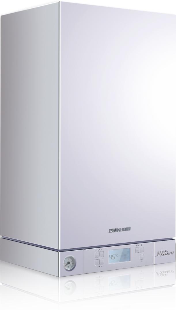 悦度系列ES16A壁挂炉 机身尺寸:740×420×320mm