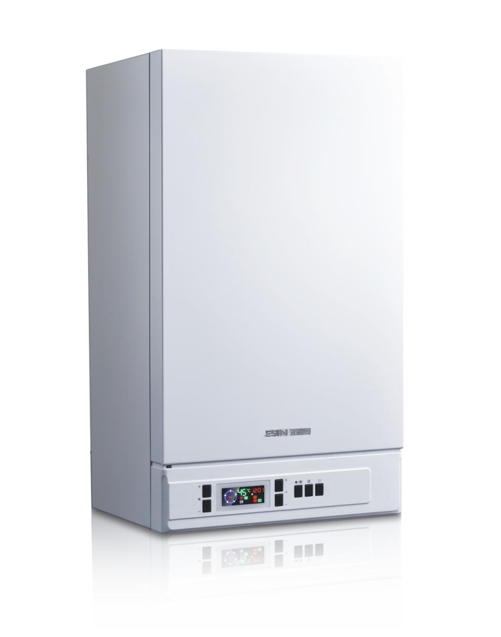 悦度系列ES08A壁挂炉 机身尺寸:740×420×320mm