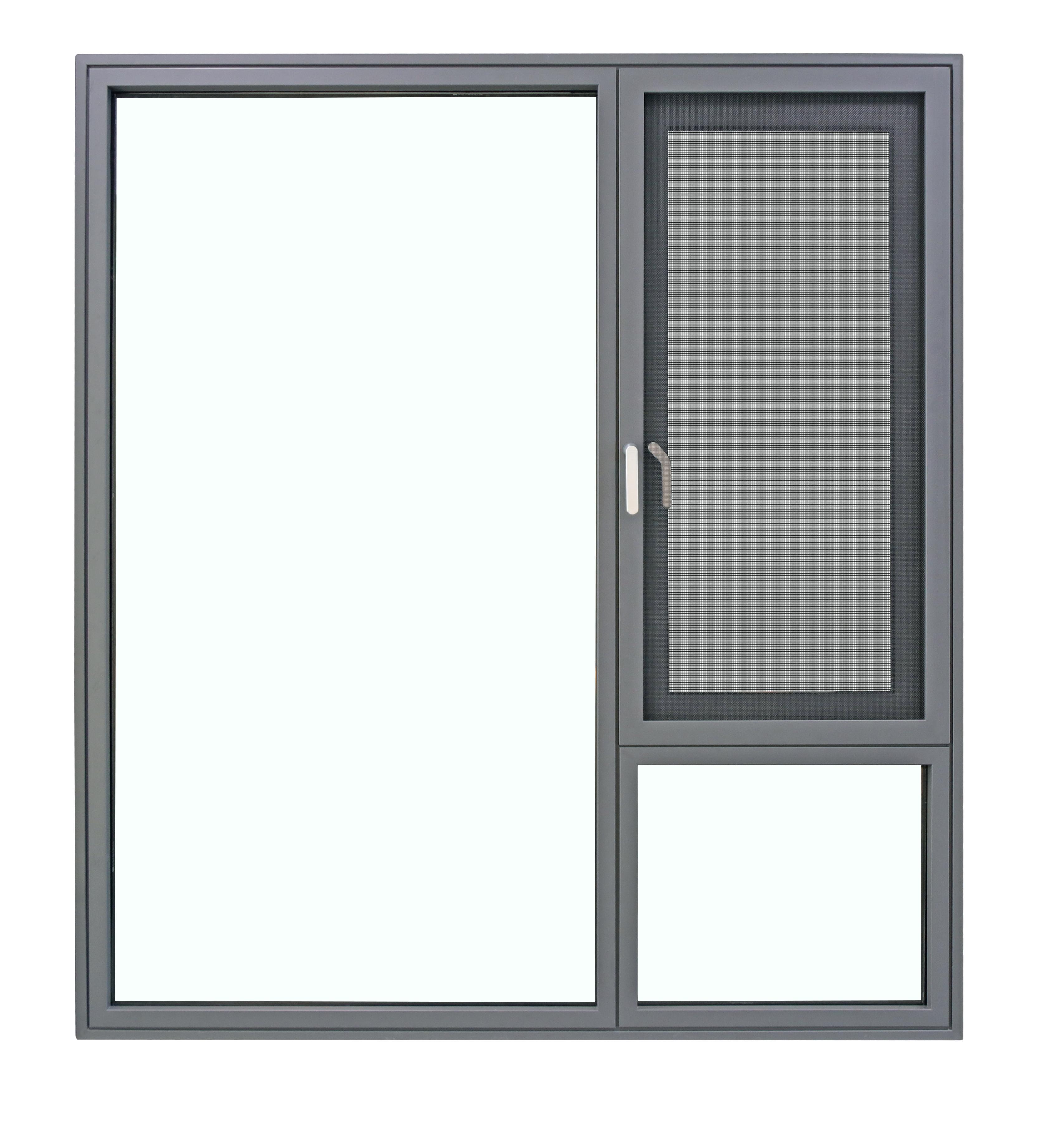 芬兰系列窄边平开窗