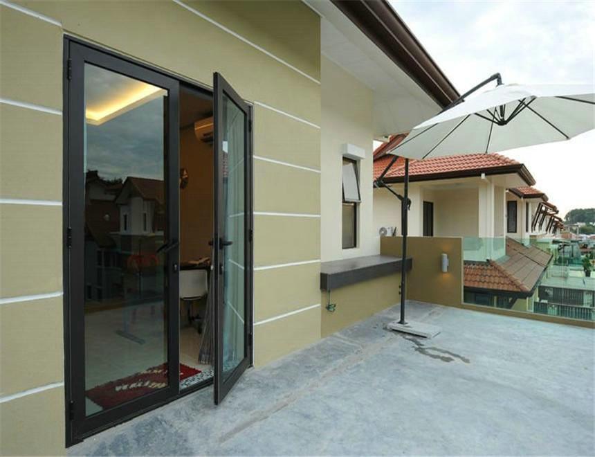 铝木门窗日常清理有哪些简便技巧